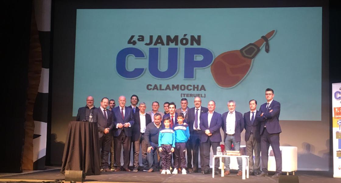 jamón cup 2018-presentación