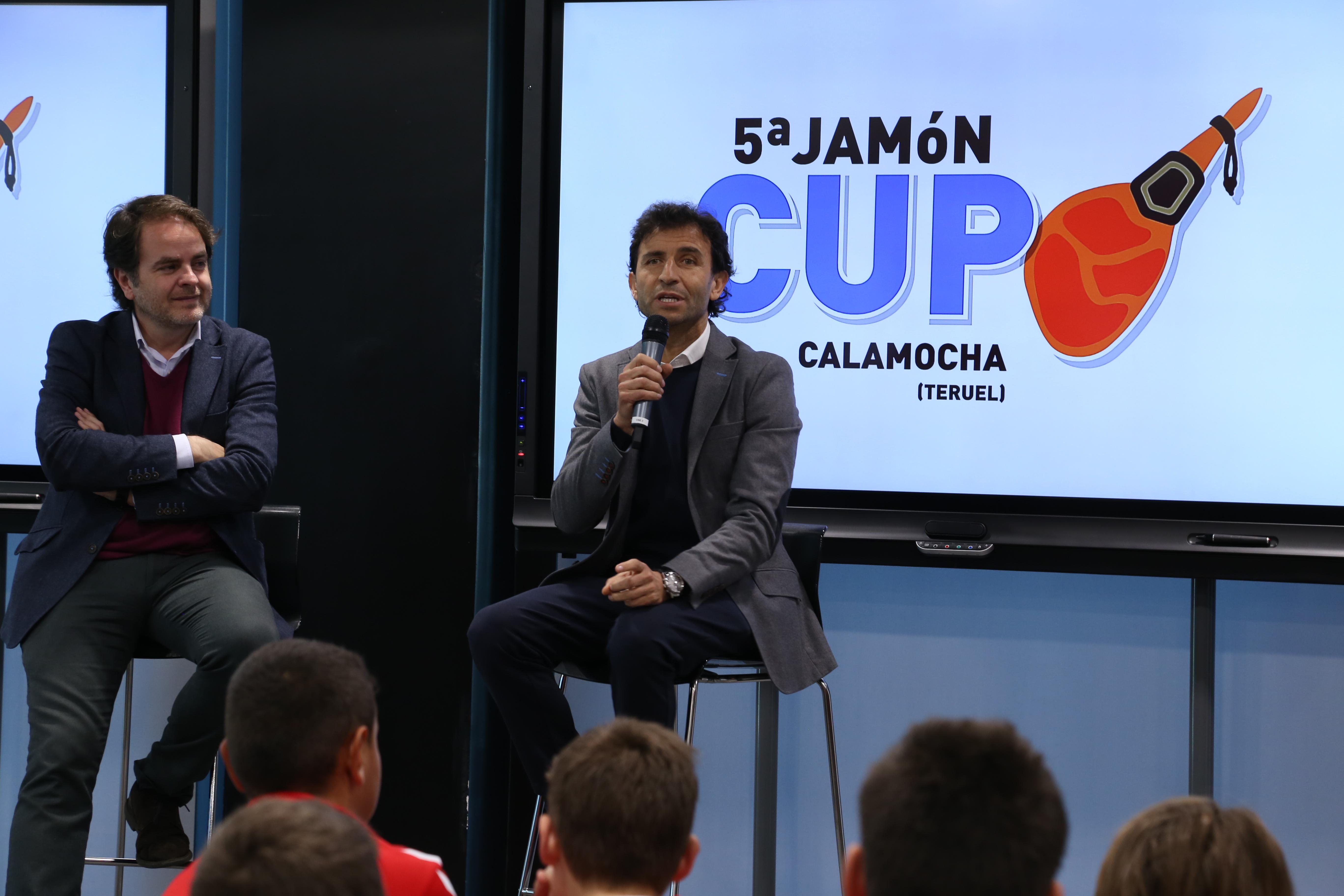 presentación Jamón Cup 2019-5