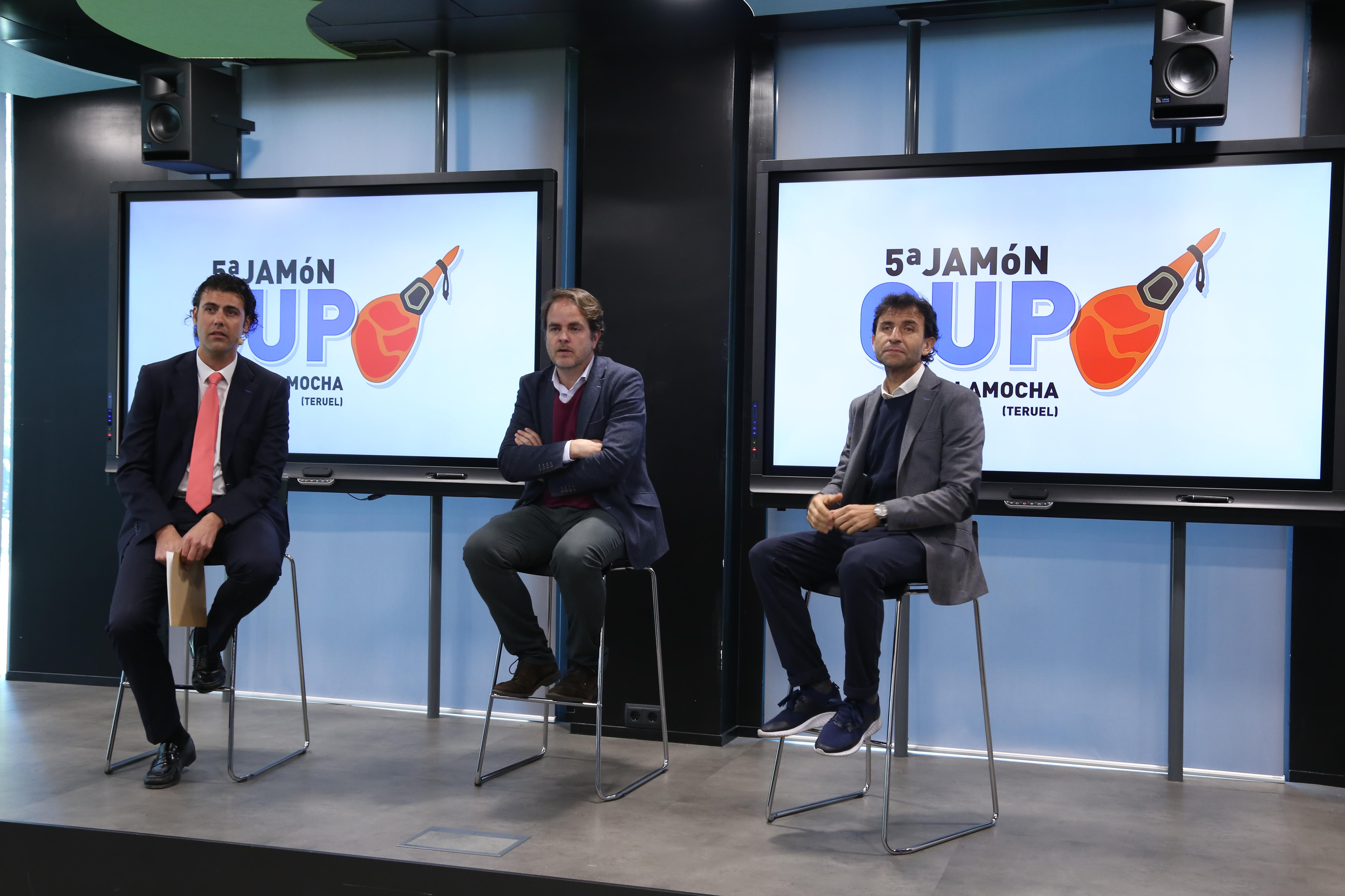presentación Jamón Cup 2019-2