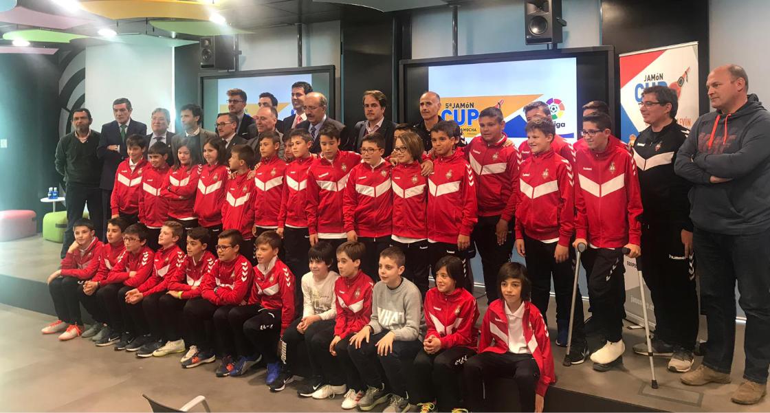 presentación Jamón Cup 2019-1